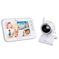 "ORICOM SECURE 910 LARGE 7"" DIGITAL VIDEO BABY MONITOR ZOOM PAN"
