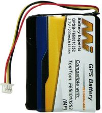 TOMTOM RIDER 2ND EDITION REPLACMENT BATTERY