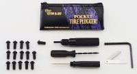 STOP & GO POCKET TYRE PLUGGER -FOR ALL TUBELESS TYRES