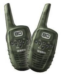 UNIDEN UH305SX-2NB MINI COMPACT CAMOUFLAGED UHF HANDHELD RADIO