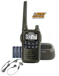 UNIDEN UH720-NB 2W UHF SINGLE STANDARD HANDHELD RADIO