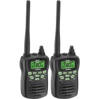 UNIDEN UH750-2 NB TWIN 5 WATT UHF 80CH RADIO HANDHELD