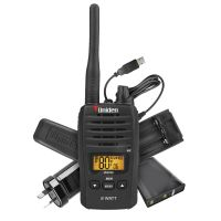 UNIDEN UH820S-1 2W UHF SINGLE DELUXE HANDHELD RADIO