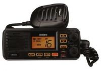 UNIDEN UM355VHF BLACK MARINE RADIO SPLASH PROOF IN-BOAT RUGGED B