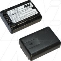 CAMCORDER BATTERY VB-VW-VBL090-BP1