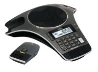 VTECH VCS702A ERISSTATION CONFERENCE PHONE WITH 2 WIRELESS MICRO