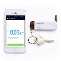 BREATHALYSER BACTRACK VIO SMARTPHONE ALCOHOL BREATH TESTER