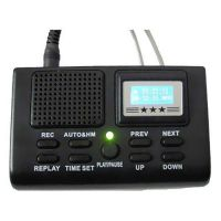 TELEPHONE PHONE CALL RECORDER VOICE DIGITAL LCS SD