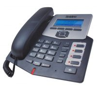 UNIDEN VP100 VOIP INTERNET CORDED TELEPHONE 2 SIP LINE SYSTEM