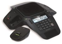 VTECH VCS704A ERISSTATION CONFERENCE PHONE WITH 4 WIRELESS MICRO