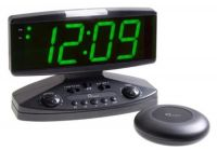 ORICOM WNS1 JUMBO ALARM CLOCK AND SHAKER
