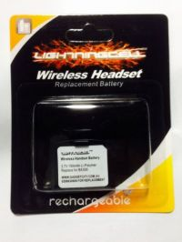 Wireless Headset Battery to Replace BA300