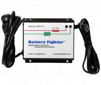 BATTERY FIGHTER 12V 5AMP FULLY AUTO LEAD ACID BATTERY CHARGER