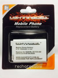NOKIA BL5CT BL-5CT REPLACEMENT MOBILE PHONE BATTERY