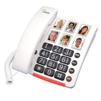 ORICOM CARE80 AMPLIFIED CORDED PHONE WITH PICTURE DIALING