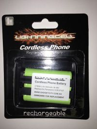 PANASONIC CTB98 HHR-P107 CORDLESS PHONE REPL BATTERY