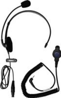 UNIDEN PTT HEADSET MIC FOR UH043SX UP TO UH065SX-2