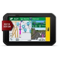 "GARMIN DEZLCAM 785LMT-S 7"" TRUCKING GPS SYSTEM LOUD SPEAKER BUIL"