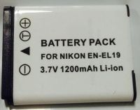 NIKON GENERIC BATTERY SUIT EN-EL19 ENEL19 COOLPIX S2500