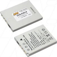 NIKON REPLACEMENT ENEL8 EN-EL8 DIGITAL CAMERA BATTERY