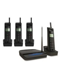 ENGENIUS SN933 QUAD PACK-A CORDLESS PHONE SYSTEM