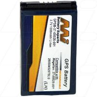 MAGELLAN EXPLORIST 600 GPSB-37-00025-001 REP BATTERY