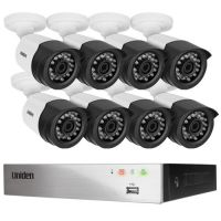 UNIDEN GDVR8T80 8 CHANNEL 2TB 8 x Cameras Security SURVEILLANCE