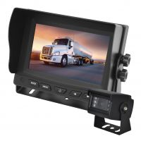 GATOR GT500SD 5 INCH LCD HEAVY DUTY MONITOR AND CAMERA KIT