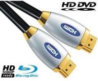 LIGHTNINGCELL HDMI V1.4 CABLE 2 METRE GOLD PLATED