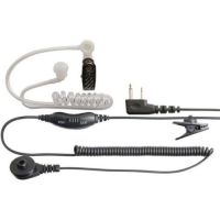 GME HS010 COVERT EARPIECE MIC SUIT TX665 TX675 UHF HH RADIOS