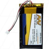 NAVMAN ICN720 ICN750 SERIES REPLACEMENT LITHIUM BATTERY