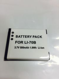 OLYMPUS DIGITAL CAMERA REPLACEMENT BATTERY DCB-Li-70B