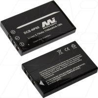 AIPTEK DIGITAL CAMERA BATTERY - MOST MAJOR BRANDS - DCB-NP60