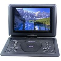 "LENOXX 13.3"" INCH PORTABLE DVD PLAYER SWIVEL SCREEN PDVD1300 DVD"