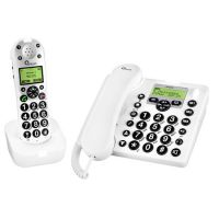 ORICOM PRO910-1 AMPLIFIED CORDLESS CORDED PHONE AND ANSWER MACH