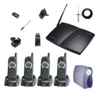 ENGENIUS SP9228 PRO QUAD PACK, B10 CORDLESS PHONE