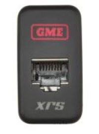 GME XRS-RJ45 TYPE R1 RED PASS THROUGH ADAPTOR