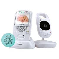 ORICOM SECURE 710 2.4GHZ WIRELESS DIGITAL VIDEO BABY MONITOR