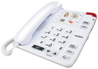 UNIDEN SSE34 Seniors Sight & Sound Enhanced Corded phone