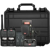 GME TX6160TP TRADIE PACK UHF 5 WATT HANDHELD RADIO 80 CHANNEL