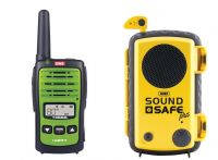 GME TX665 1W SINGLE HANDHELD RADIO+BONUS SOUNDSAFE PLUS SPEAKER