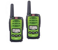 GME TX665 TWIN 1 WATT 80 CHANNEL UHF HANDHELD RUGGED RADIO GREEN