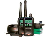 GME TX670 2 WATT UHF TWIN PACK 80 CHANNEL RADIO