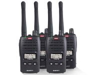 GME TX675 TX675QP 2W QUAD PACK UHF CB HANDHELD RADIO 80 CHANNEL