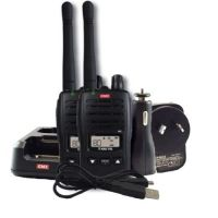 GME TX675 2 WATT TWIN PACK UHF CB HANDHELD RADIO 80 CHANNEL