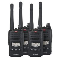GME TX677 TX677QP 2W QUAD PACK UHF CB HANDHELD RADIO 80 CHANNEL