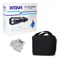 XTAR TZ20-U2 820 LUMEN PRO TACTICAL STYLE FLASHLIGHT