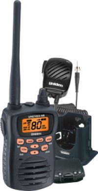 Uniden Uhf Uh074sx Nb 3 5w Handheld Waterproof Radio 80
