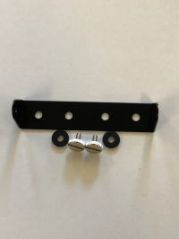 Uniden UH5000 also UH5060 UHF Radio Mounting Bracket with screws
