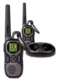UNIDEN UH506SX-2NB 0.7W TWIN UHF HANDHELD RADIOS RUGGED PACK 80